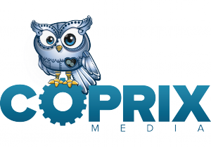 Logo of coprix media