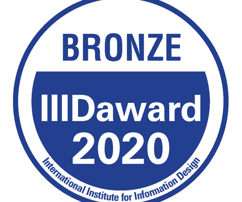 Logo von IIIDaward-2020-bronze