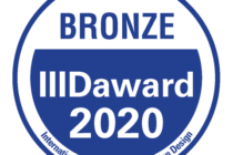 Logo of IIIDaward-2020-bronze