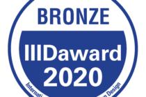 Logo of IIIDaward-2020-bronze