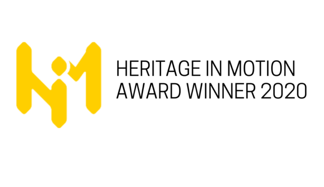 Heritage in Motion Logo